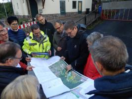 SPD auf Kreisstraßentour zwischen Waldaschaff und Kleinkahl