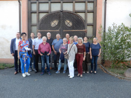 Ortsbeheung der SPD im Landkreis Aschaffenburg am Krankenhausstandort Alzenau-Wasserlos