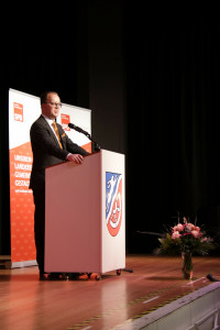 Neujahrsempfang 2020 der Landkreis SPD in der Festhalle Kahl am Main