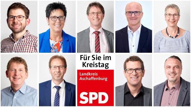 Für Sie im Kreistag Aschaffenburg