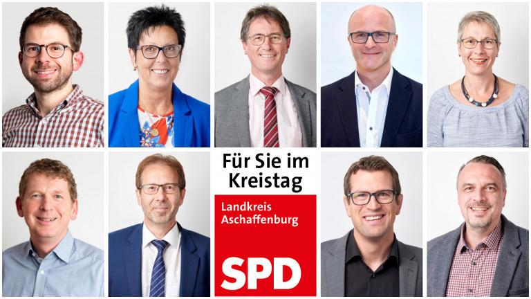 Für Sie im Kreistag des Landkreis Aschaffenburg