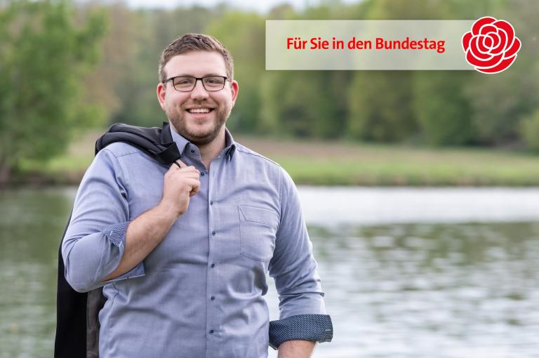 Tobias Wüst ist unser Kandidat für die Bundestagswahl 2021