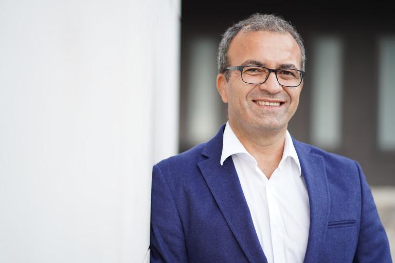 Özcan Pancarci - Landratskandidat von SPD und Grünen