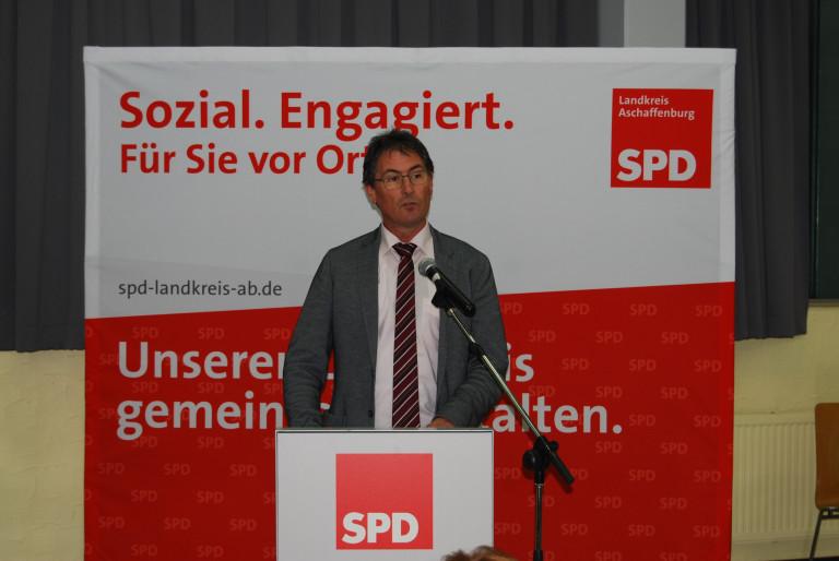 Aufstellungsversammlung 2019 - Wolfgang Jehn